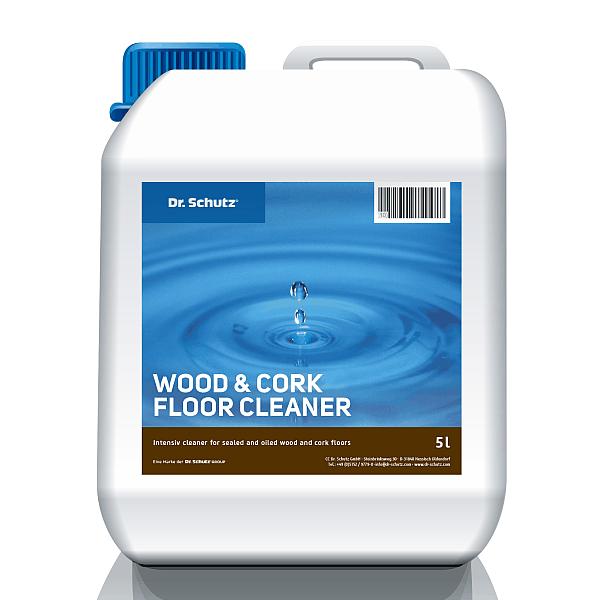 środek do czyszczenia podłóg drewnianych Lakierowanych Dr Schutz