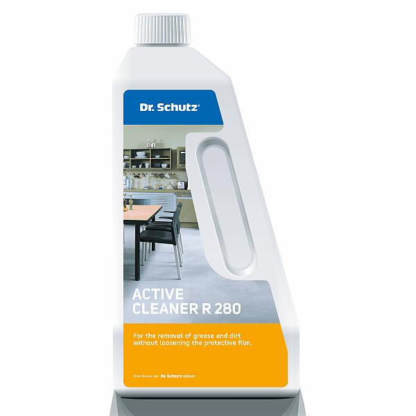 Środek czyszczącydo mycia podłóg R280 Dr. Schutz - 750 mililitrów.
