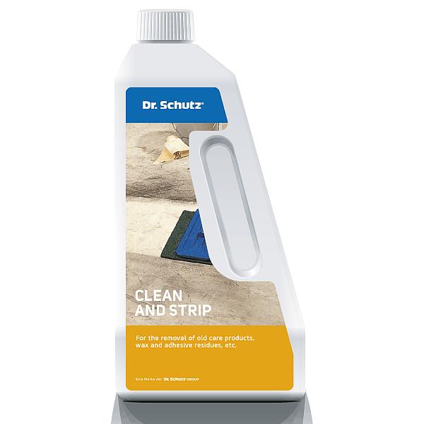 Grunt czyszczący do powierzchni PCV 750 ml Dr Schutz
