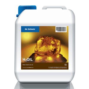 Olej pielęgnacyjny do odświeżania podłóg olejowanych H2Oil 5 l. Dr Schutz