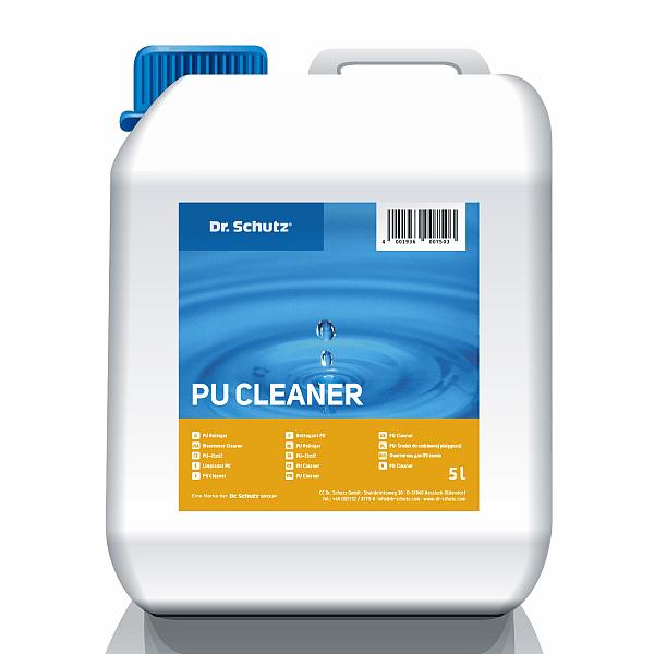 PU Cleaner - środek do codziennej pielęgnacji wykładzin elastycznych 5l. Dr Schutz