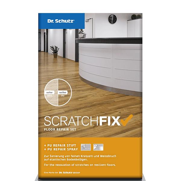 Scratchfix - zestaw naprawczy do podłóg PCW - Dr Schutz