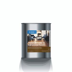 Olej pielęgnacyjny do podłóg olejowanych Premium 1 litr - Dr Schutz
