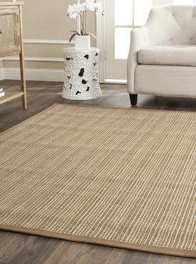 Chodniki i dywany naturalne