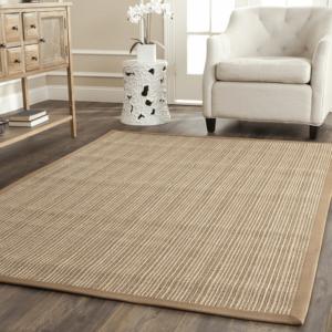 Środki czyszczące do pielęgnacji dywanów naturalnych